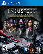 Купить Injustice: Gods Among Us для PS4 в Одессе