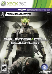 Tom Clancy`s Splinter Cell: Blacklist (Xbox 360)