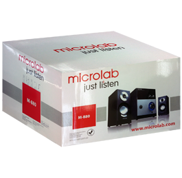 Акустика Microlab M-880