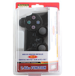 Купить Wireless Vibration Controller 3 in 1 для PS3 / PS2 / PC в Одессе