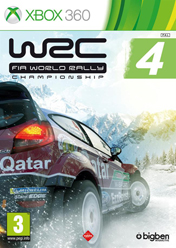WRC 4: FIA World Rally Championship (Xbox 360)