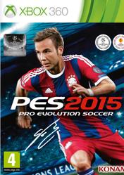 Купить PES 2015 для Xbox 360 в Одессе