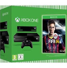 Microsoft Xbox One 500Gb + KINECT 2 + FIFA 14